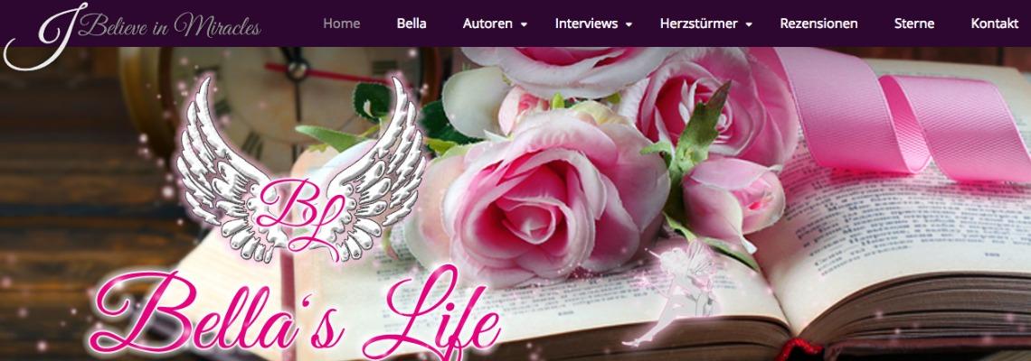 Bellas Life | Buchblog-Award 2017