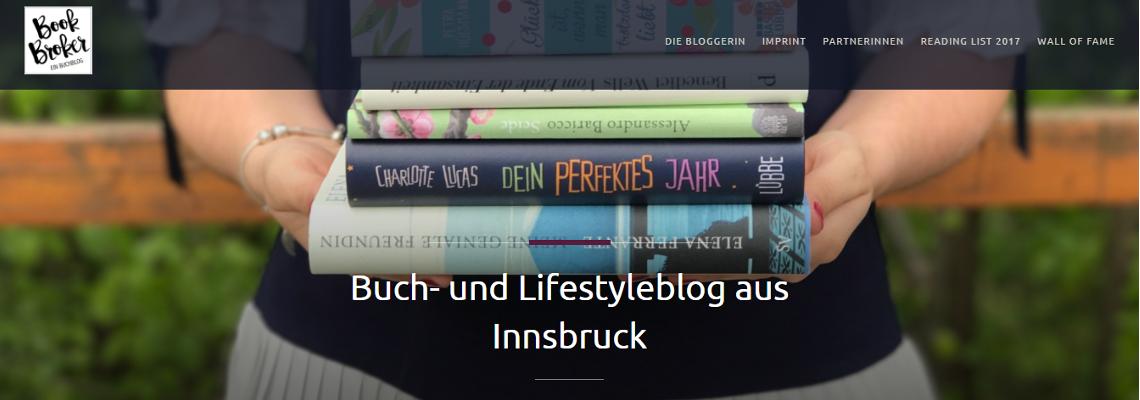 Book Broker | Buchblog-Award 2017