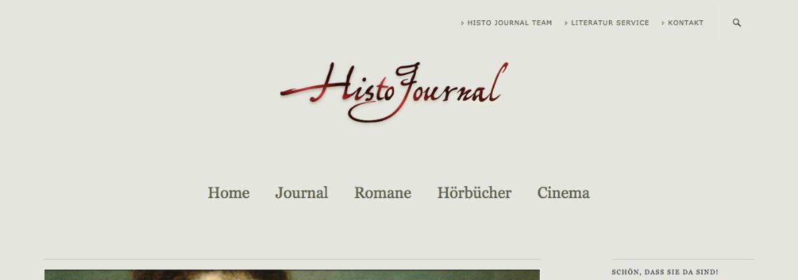 HistoJournal   Buchblog-Award 2017