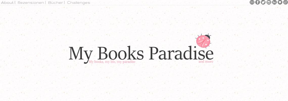 My Books Paradise | Buchblog-Award 2017