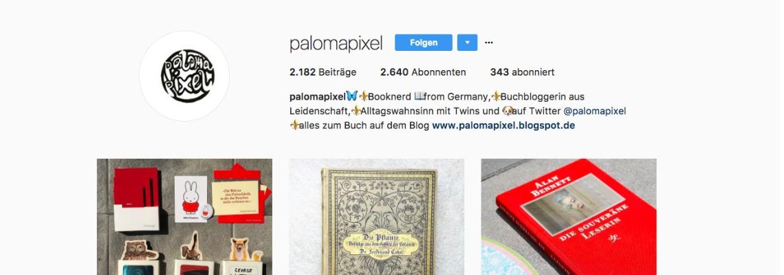 Palomapixel | Buchblog-Award 2017