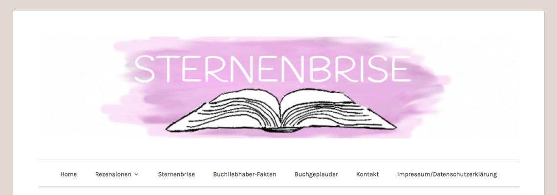 Sternenbrise | Buchblog-Award 2017