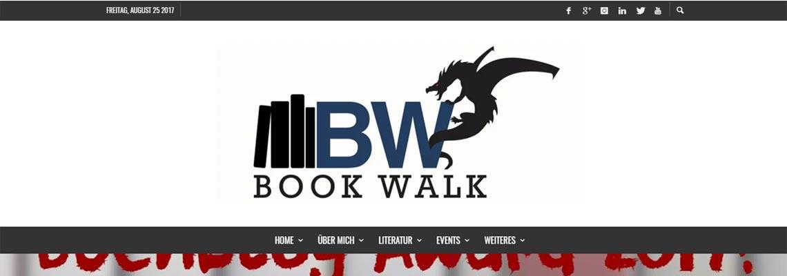 Book Walk | Buchblog-Award 2017