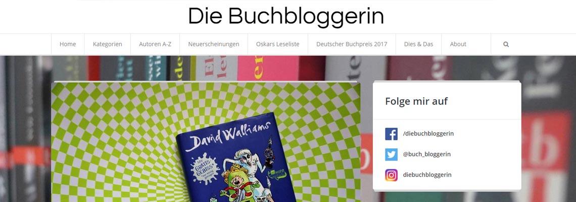 Die Buchbloggerin | Buchblog-Award 2017