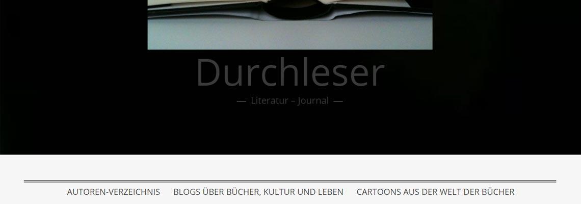 Durchleser | Buchblog-Award 2017