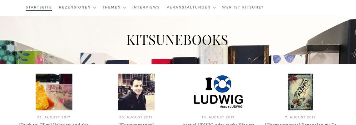 Kitsunebooks | Buchblog-Award 2017
