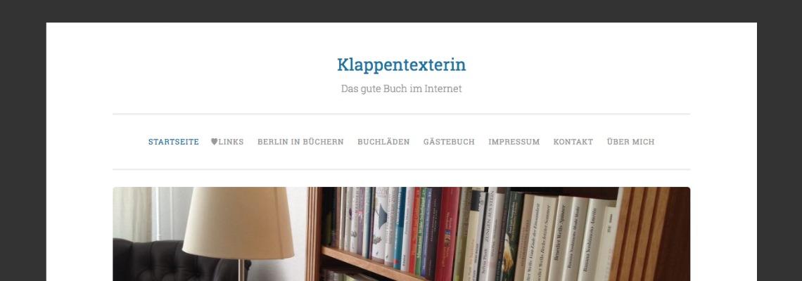 klappentexterin-buchblog-award