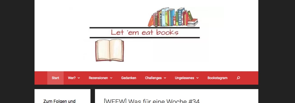 let'em eat books | Buchblog-Award 2017