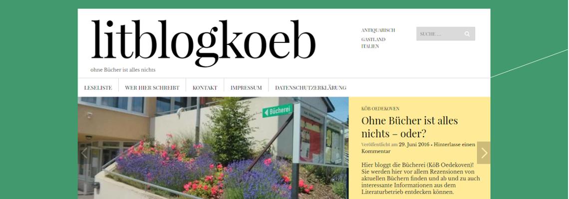 litblogkoeb | Buchblog-Award 2017