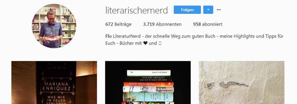 @literarischernerd | Buchblog-Award 2017