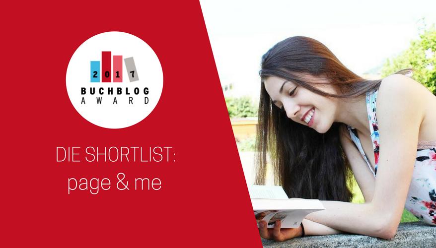 Die Shortlist: page & me